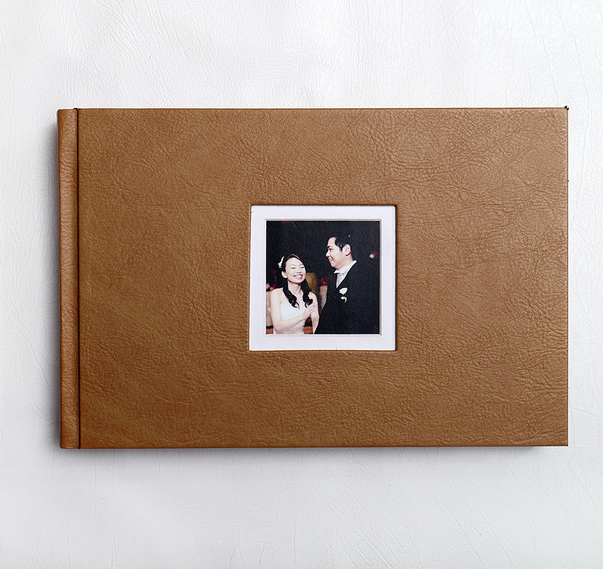 GW MCameo STD Photo Book 8x12L