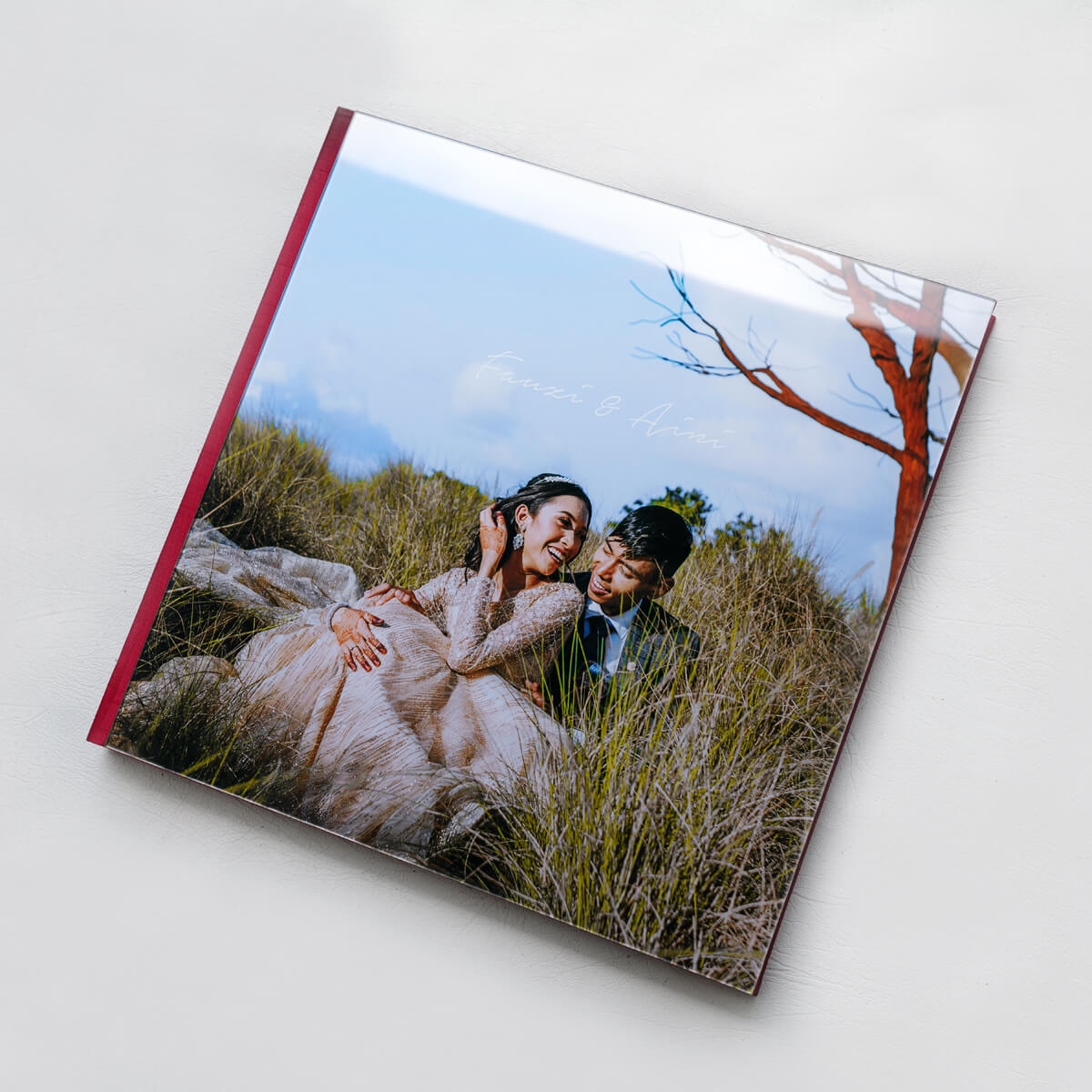 GW MDuo STD Photo Book 8x8s
